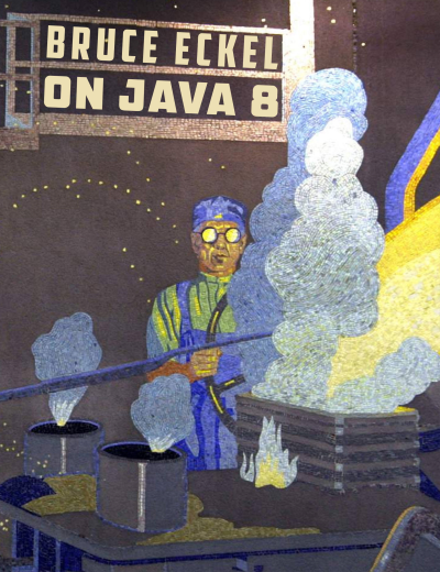 On Java 8 Front Cover